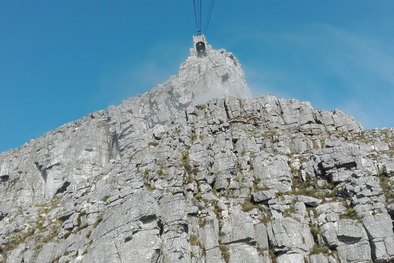 Table Mountain Aerial Cable Way Tour